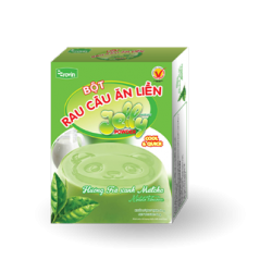Rovin Matcha jelly powder